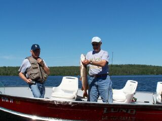 Boundarywaters for Minnesota non resident fishing license cost